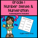 First Grade Math Number and Sense