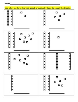 First Grade Math Numbers 0-30