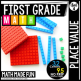 First Grade Math: Place Value