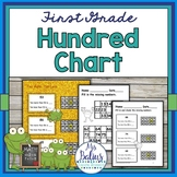 First Grade Math Place Value Hundred Chart