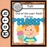 #SPRINGSAVINGS End of the Year Math Review for First Grade