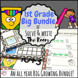 Write the Room Math First Grade Bundle