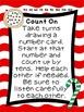 First Grade Math Stations for December with BONUS Calendar Pieces Set