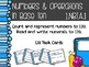 NBT First Grade Math Task Cards {Numbers and Operations in Base Ten}