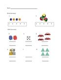 First Grade Math Test