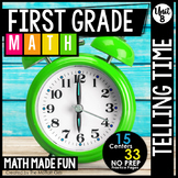 First Grade Math: Time