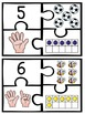 First Grade Math Unit 1: Number Sense, Counting Forward, T
