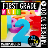First Grade Math : Unit 1 Numbers up to 120