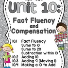 First Grade Math Unit 10 Fact Fluency