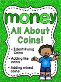 Money Worksheets Games & Activities HUGE Unit (Identifying