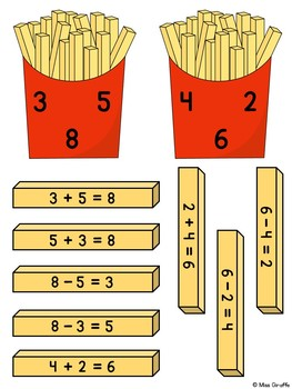 First Grade Math Unit 7