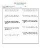 First Grade Math Worksheet Collection - Just the Standards