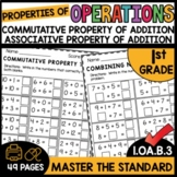 First Grade Math Worksheets 1.OA.B.3 STANDARD Practice