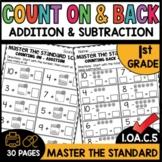 First Grade Math Worksheets 1.OA.C.5 STANDARD Practice