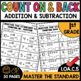 First Grade Math Worksheets 1.OA.C.5 STANDARD Practice