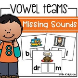 Vowel Team Missing Sound Cards