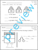 First Grade Math in Focus Exit Tickets for the Entire Year