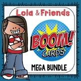 First Grade Math with Lola Boom Cards Digital Resources BU