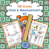 First Grade Measurement & Time Unit Kit