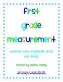 First Grade Measurement Unit