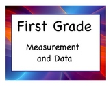 First Grade Measurement and Data
