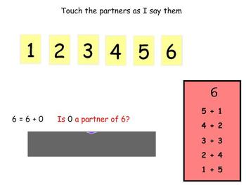 First Grade Mimio Math lesson 4