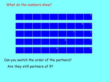 First Grade Mimio Math lesson 7