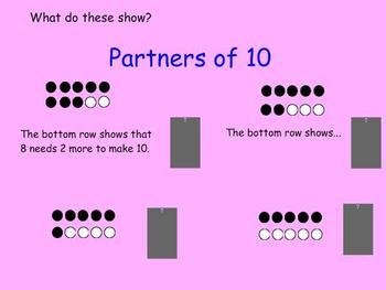 First Grade Mimio Math lesson 8