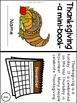 First Grade Mini Book: Thanksgiving
