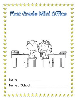 First Grade Mini Office