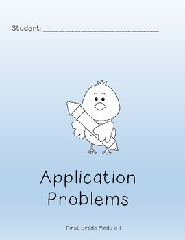 First Grade Module 1 Application Problems