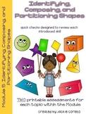 First Grade Math Module 5 Quick Checks