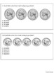 First Grade Money Test: Common Core Aligned Coin Assessment: Answer Key