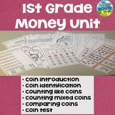First Grade Money Unit