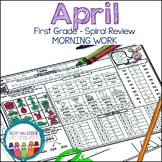 April Morning Work Grade One