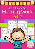 First Grade Morning Work (Set 2)