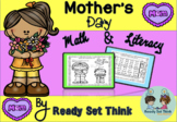 First Grade Mother's Day Math and Literacy