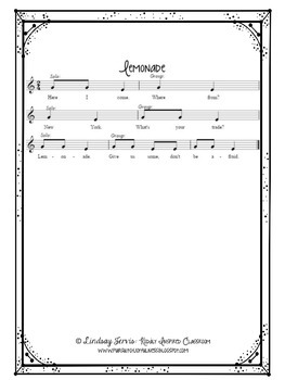 First Grade Music Lesson Plan {Day 11}