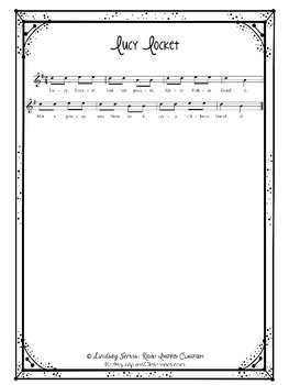 First Grade Music Lesson Plan {Day 14}