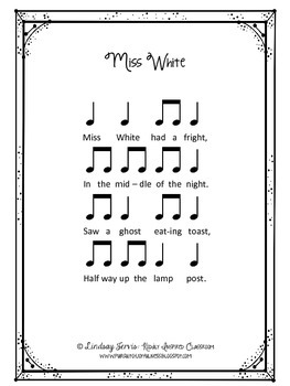 First Grade Music Lesson Plan {Day 17}