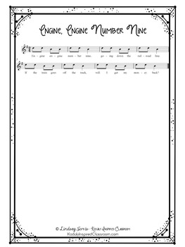 First Grade Music Lesson Plan {Day 22}