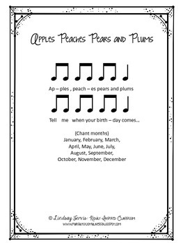 First Grade Music Lesson Plan {Day 8}