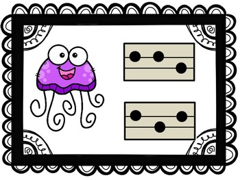 First Grade Music Review: Sol Mi and Ta TiTi