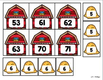 First Grade My Math Chapter 6 Centers