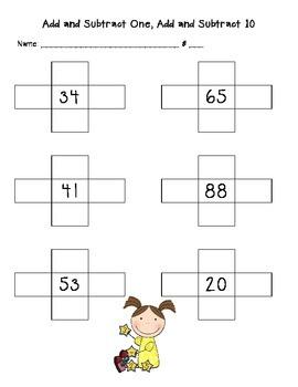 First Grade NBT.4 Worksheets, Assessments, Practice