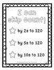 First Grade NEW Math TEKS 1.5B: I Can Skip Count Progress Tracker