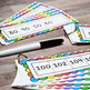 First Grade NEW Math TEKS 1.5B: Skip Counting Number Strips Bundle (2s, 5s, 10s)
