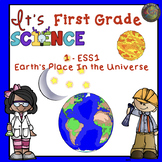 First Grade Earth Science NGSS 1-ESS-1 in  Digital and TpT