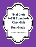 First Grade NGSS Checklist
