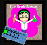 First Grade Common Core and Next Generation Science NGSS Lessons: Quarter 1